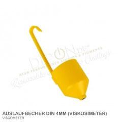 Viskosimeter DIN 4mm