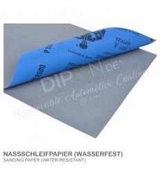 Schleifpapier Wasserfest 230mmx280mm