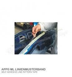 APP ML Linienmusterband Custom Painting