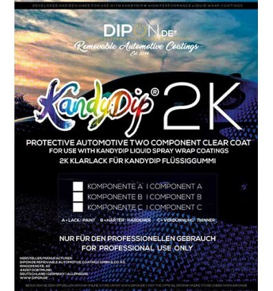 KandyDip® 2K Top Coat