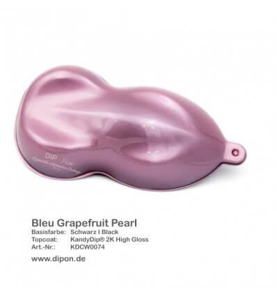 KandyDip® Bleu Grapefruit Pearl