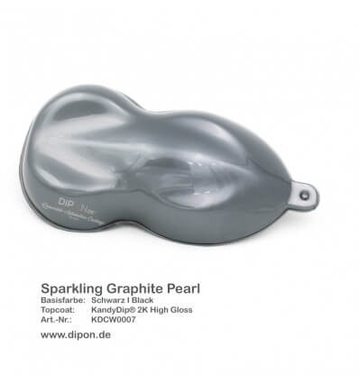 KandyDip® Sparkling Graphite Pearl