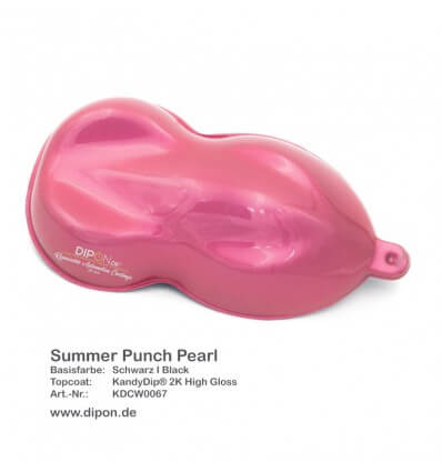 KandyDip® Summer Punch Pearl