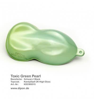 KandyDip® Toxic Green Pearl
