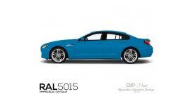 KandyDip® Liquid Car Wrap RAL 5015 Himmelblau