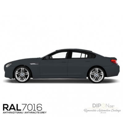 KandyDip® Liquid Car Wrap RAL 7016 Anthrazitgrau