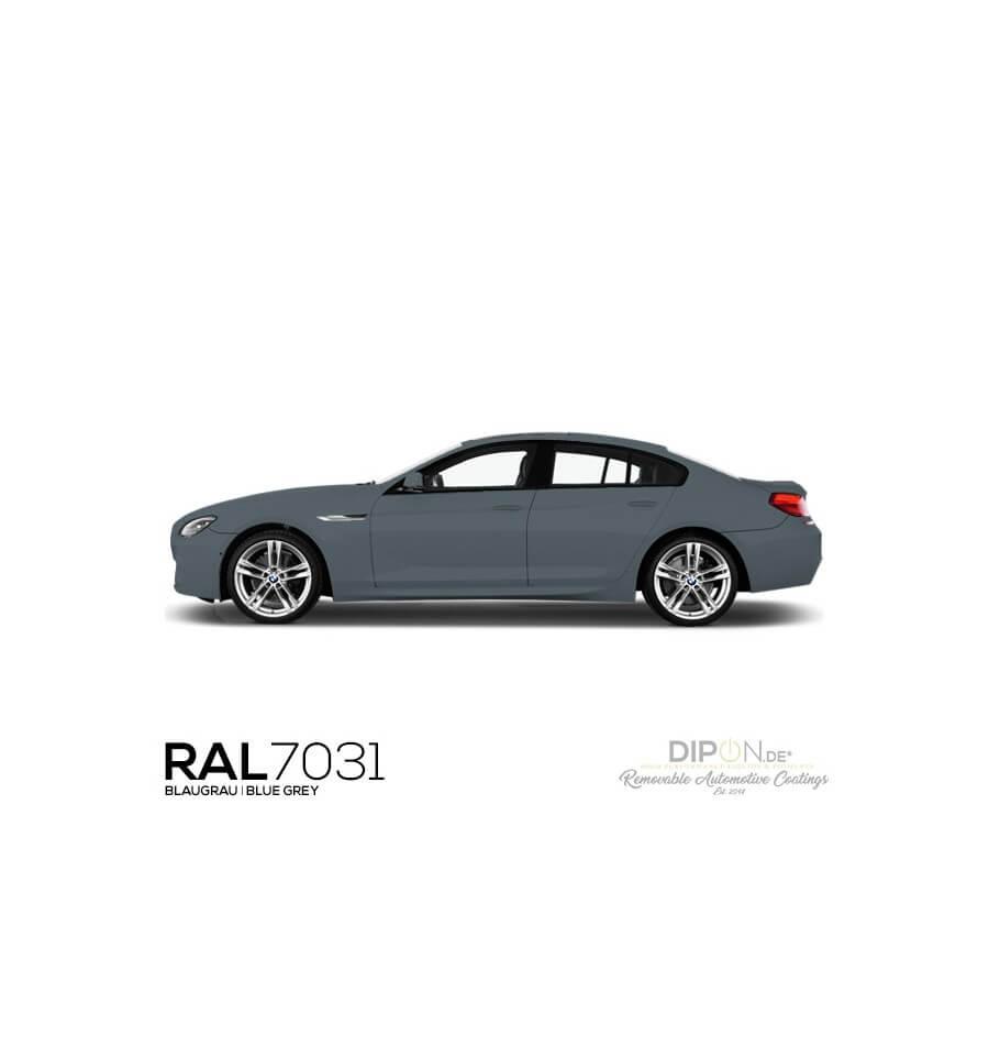 KandyDip® Liquid Car Wrap RAL 7031 Blaugrau