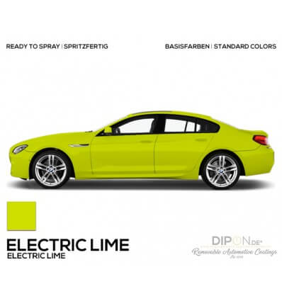 KandyDip® Electric Lime
