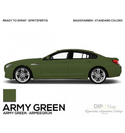 KandyDip® Army Green