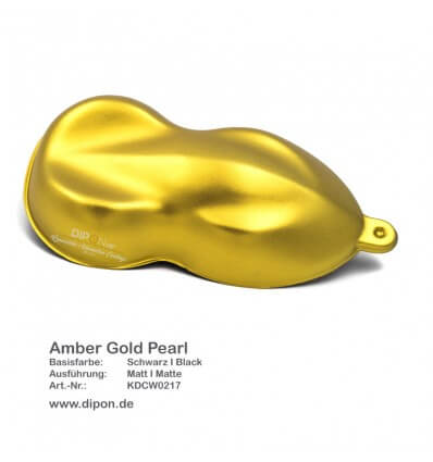 KandyDip® Amber Gold Pearl