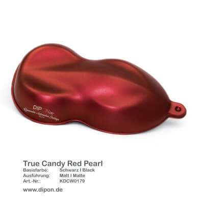 KandyDip® True Candy Red Pearl