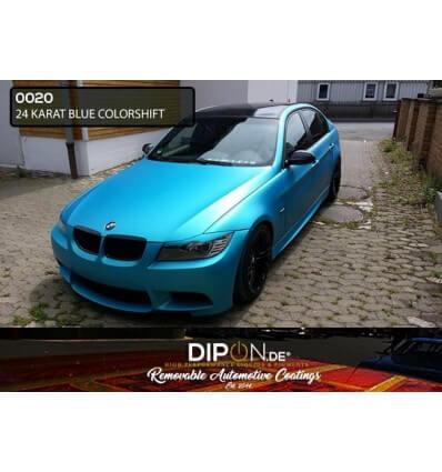 24 Karat Blue ColorShift Pearl Car Kit