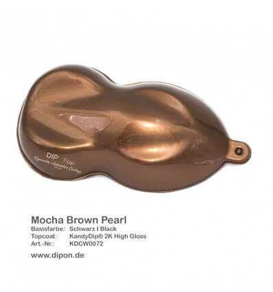 KandyDip® Mocha Brown Pearl