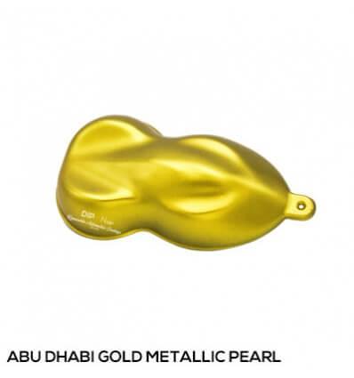 Abu Dhabi Gold Metallic Pigment