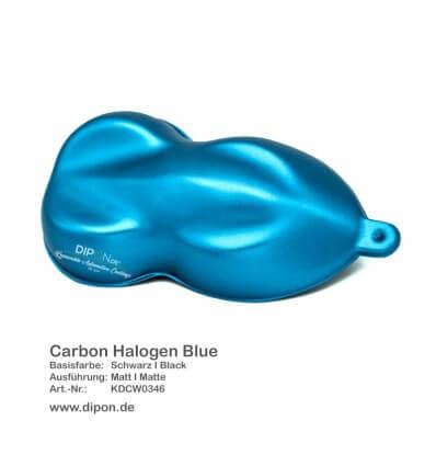 KandyDip® Carbon Halogen Blue