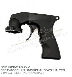 Spraydosen Adapter Handgriff ECO