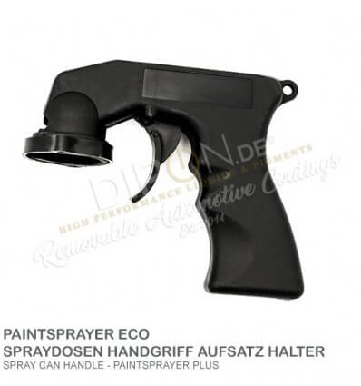 Spraydosen Adapter Handgriff ECO