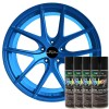 KandyDip® Carbon Blue Alloy Pearl Matt (KandyDip® RAL 9005 Basisfarbe / KandyDip® RAL 9005 Basecoat)