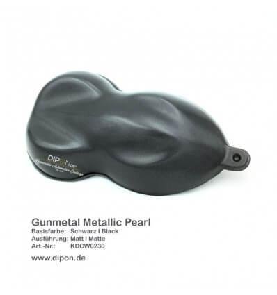 KandyDip® Gunmetal Grey Metallic