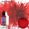 Carbon Red Alcohol Pearl Ink