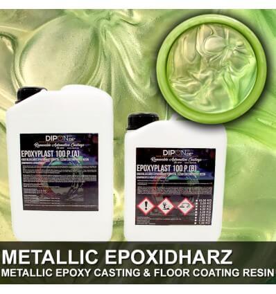 """EpoxyPlast 100 P """"Pale Green Pearl"""""""