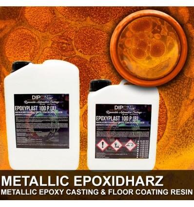 """EpoxyPlast 100 P """"Grape Soda Pearl"""""""