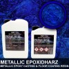 "EpoxyPlast 100 P ""Deep Sea Blue Pearl"""
