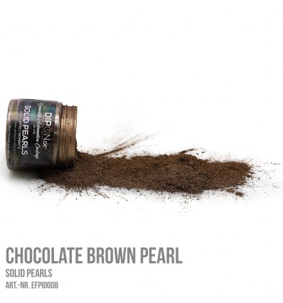 Chocolate Brown Pearl Pigment
