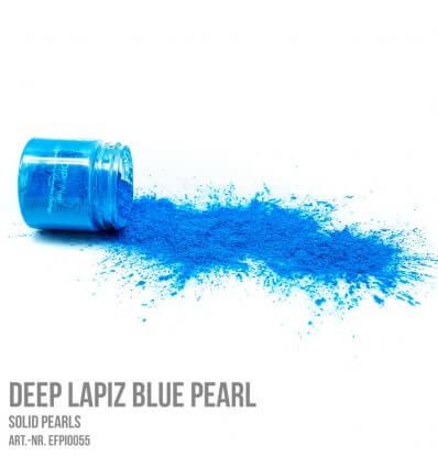 Deep Lapiz Blue Pearl Pigment