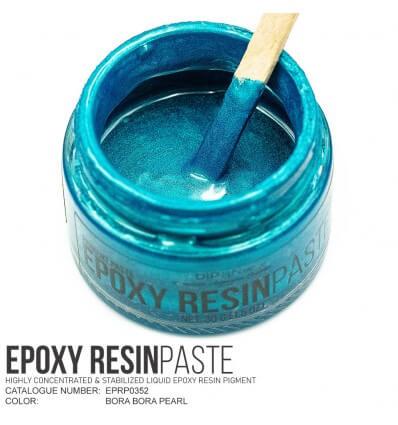 Bora Bora Pearl Epoxy Resin Pigment Paste