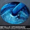 "EpoxyPlast 100 P ""Carbon Halogen Blue Pearl"" Kit"