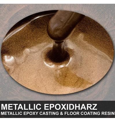 """EpoxyPlast 100 P """"Mocha Brown Pearl"""" Kit"""