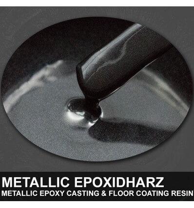 """EpoxyPlast 100 P """"Nighthawk Black Pearl"""" Kit"""
