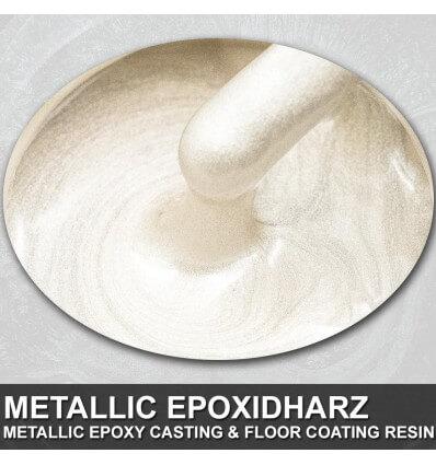 "EpoxyPlast 100 P ""Snowstar White Pearl"" Kit"
