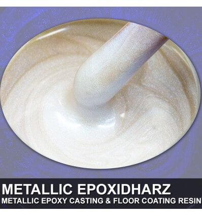 """EpoxyPlast 100 P """"Heisenberg Blue Pearl"""" Kit"""