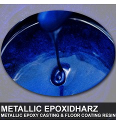 "EpoxyPlast 100 P ""Deep Sea Blue Pearl"" Kit"