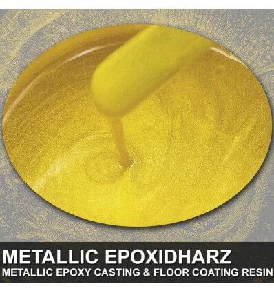 "EpoxyPlast 100 P ""Yellow Submarine Pearl"" Kit"