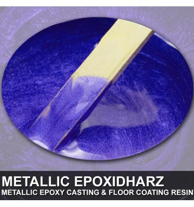 "EpoxyPlast 100 P ""HKS Lila Purple Pearl"" Kit"