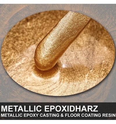 "EpoxyPlast 100 P ""Burning Golden Bronze Pearl"" Kit"
