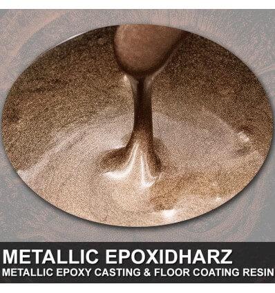 "EpoxyPlast 100 P ""Hot Cappucino Pearl"" Kit"