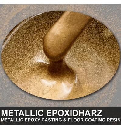 """EpoxyPlast 100 P """"Fine Copper Bronze Pearl"""" Kit"""