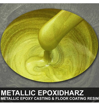 "EpoxyPlast 100 P ""24 Karat Yellow Colorshift Pearl"" Kit"