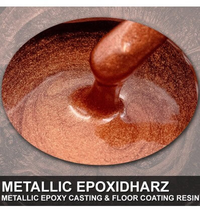 "EpoxyPlast 100 P ""Brillant Cinnamon Pearl"" Kit"