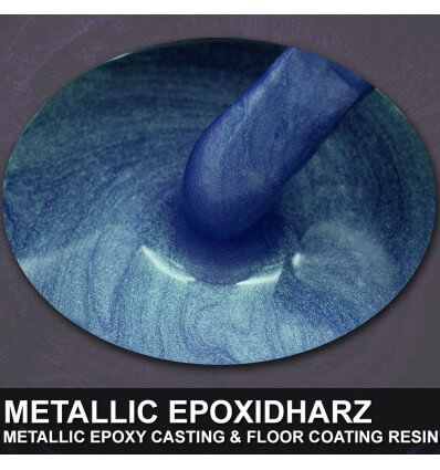 "EpoxyPlast 100 P ""Purplish Colorshift Pearl"" Kit"