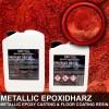 "EpoxyPlast 100 P ""Carbon Red Pearl"" Kit"