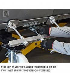 NTools Nylon & Polyurethan Arbeitshandschuhe RRN 12C