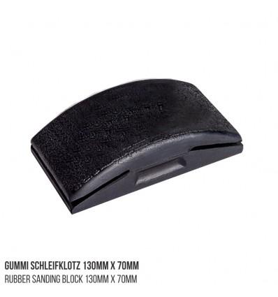 Gummi Schleifklotz 130mm x 70mm