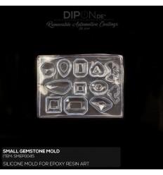 Small Gemstones I Edelsteine Mold / Silikonform