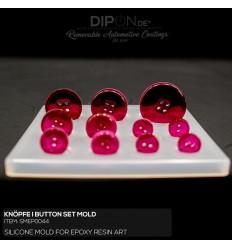 Knöpfe I Buttons Mold / Silikonform