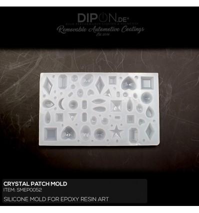 Crystal Patch Mold / Silikonform
